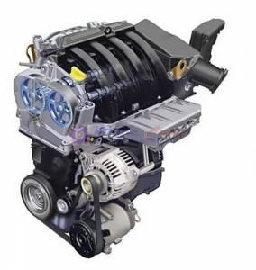 Двигатель Logan, Sandero, Duster